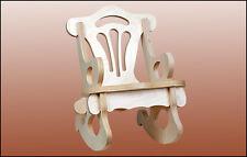 #15 - Child's Rocking Chair Plans