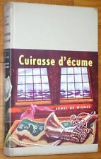 Armel de Wismes : CUIRASSE D'ECUME 1957 Nantes Pornic Retz marine EO n° 37/100