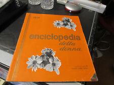 ENCICLOPEDIA DELLA DONNA - 33 VOLUME - FRATELLI FABBRI EDITORI - 08/06/1963
