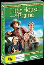 Little House on the Prairie - 5 Disc - Season 4 - ALL Region - Free Postage