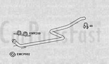 Exhaust Middle Pipe Peugeot Partner 1.6 Diesel MPV 07/2010 to 04/2016
