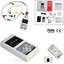 2019 Newest Holter Recorder 12-channel ECG/EKG System Monitor Analyzer Software