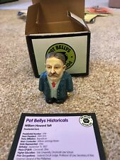 Harmony Kingdom Ball Pot Bellys/Belly 'William Howard Taft' #Pbhwt Retired Nib