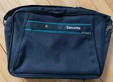 Merrill Lynch Samsonite Unisex Laptop / messenger travel bag Mini Suitcase