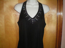 NEW NWT womens black FASHION BUG stretch dress size M