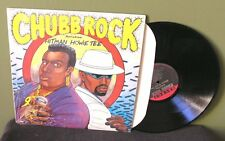 "Chubb Rock feat Hitman Howie Tee ""ST"" LP Orig OOP OC Jeru the Damaja Special Ed"