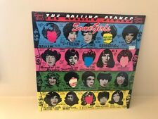 THE ROLLING STONES SOME GIRLS LP VINYL NEW SEALED