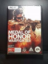 Medal Of Honor Warfighter *Brand New Sealed* (PC, 2012) PC Game - FREE POST
