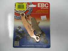 EBC R Series Long Life Sintered Brake Pads FA342R