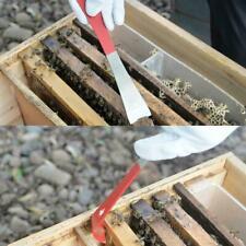 Beekeeper J Shape Hive Beekeeping Bee Hook Equip Stainless Scraper Tool Ste T8V4
