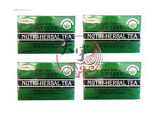 4 x Nutri-Herbal Tea All Natural Herbal Laxative Tea Extra Strength 3G x 15 Bags