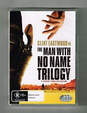 Clint Eastwood -The Man With No Name Trilogy (3-Movie Collection) Dvd New Sealed