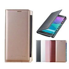 Glossy Wallet Flip Case Cover For Samsung Galaxy Note Edge