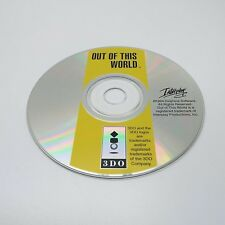 OUT OF THIS WORLD (3DO, 1994) LOOK DESCRIPTION (J200)