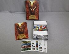 Dantes Inferno Strategy Board Game Twilight Creations Complete 2003