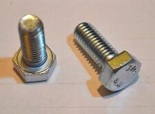 m8 x 1.25 x 20mm, 8.8 Metric Bolt, hex head, cap screw, Qty 100