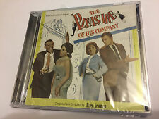 THE PLEASURE OF HIS COMPANY (Newman) OOP Kritzerland Score OST Soundtrack CD NEW