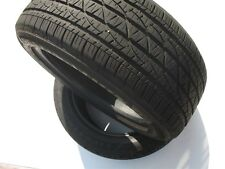 2 TWO PAIR FIRESTONE DESTINATION 255 50 19 255/50/19 255/50R19 USED TIRES 9/32