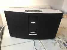 Bose SoundTouch 20 Wi-Fi Music System / Weiß&Schwarz / ohne Fernbedienung!!!
