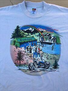 22nd Annual Colorado Invitational Bong A Thon 1996 Vintage T-Shirt XL