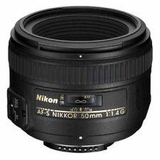 Nikon 50mm Standard Camera Lenses