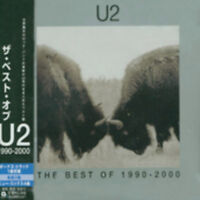 U2 - Best of 1990-2000 [New CD]