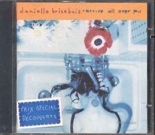 Danielle Brisebois - Arrive All Over You Cd Perfetto