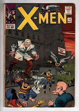 X-MEN #11 1st app The Stranger 1965
