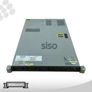 HP ProLiant DL360e G8 Gen8 8SFF 2x 6 CORE E5-2440 2.4GHz 32GB RAM 2x 600GB