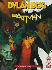 italian edition. BATMAN DYLAN DOG special issue  4 STORIE COMPLETE ( THE JOKER