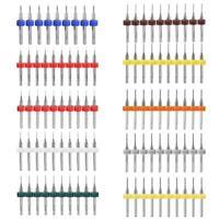 10pcs Circuit Board PCB Drill Bits Carbide Tungsten Steel Twist Drill Bits C#P5