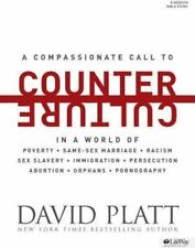 Counter Culture Member Book by David Platt (English) Paperback Book Free Shippin