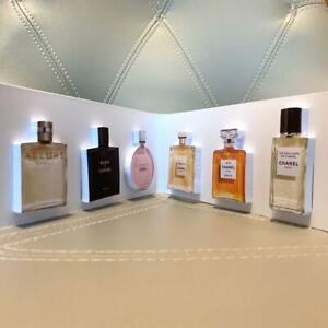 Chanel Mini Perfume Bottle Memo Note Pads Rare VIP GIFT