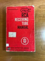 RCA Receiving Tube Manual RC-22 (1963)