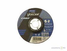25 NORTON Vulcan Trennscheiben 125x2,5mm Metall / INOX T42 gekröpft Made in EU