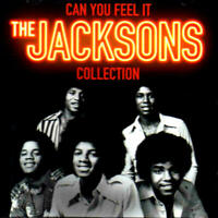 The Jacksons - Can You Feel It (The Jacksons Collection) CD-Album Neu & OVP 2009