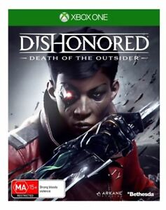 Dishonored: Death of the Outsider - Xbox One Aus Game