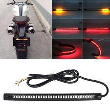 "Universal 8"" LED Tail Brake, L/R Turn Signal Light Strip For Motorcycle Bike ATV"