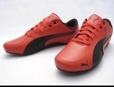 PUMA 305679-01: Men's Drift Cat 5 SF NM 2 Fashion Sneakers Rosso Corsa/Black