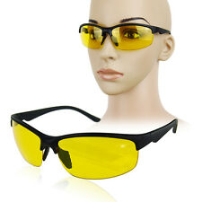 New Sunglasses Night Vision Plastic Glasses Driving Exercise Windproof