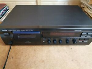 YAMAHA KX-393 Natural Sound Stereo Tape Cassette Deck Separate. Dolby B-C