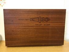 Holding ETM Shank R8 ER32 Spring Collet Dovetailed Storage Box - Really Gorgeous
