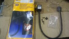 HELLA - DAZZLE FREE BEAM -MAP READING LIGHT  - 6 to 24 VOLTS - 5 WATTS ( NEW )