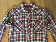 Salt Valley western shirt size medium urban outfitters