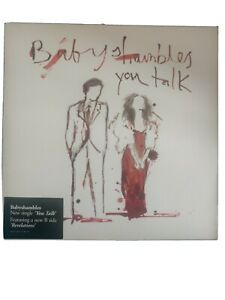 "Babyshambles - You Talk (7"" White Vinyl Single)"
