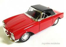 1/43 FACEL VEGA 2 1962 SOLIDO MADE IN FRANCE DIECAST