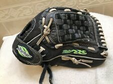 "Louisville Slugger TPS Zephyr 12"" Girls Youth Softball Glove Right Hand Throw"