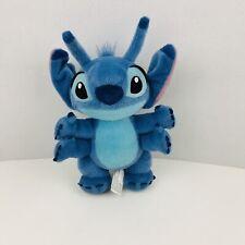 Disney Parks Authentic Stitch 10'' 4 Armed Stuffed Plush Toy