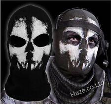Call of Duty 10 balaclava face skull mask ghost bike skateboard Hood Cool