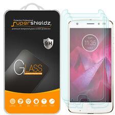 3X Supershieldz Motorola Moto Z2 Force Tempered Glass Screen Protector Saver